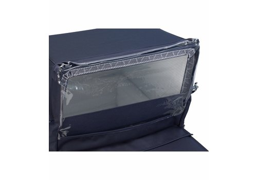 Silver Cross Silver Cross Kensington Rain Shield In Navy