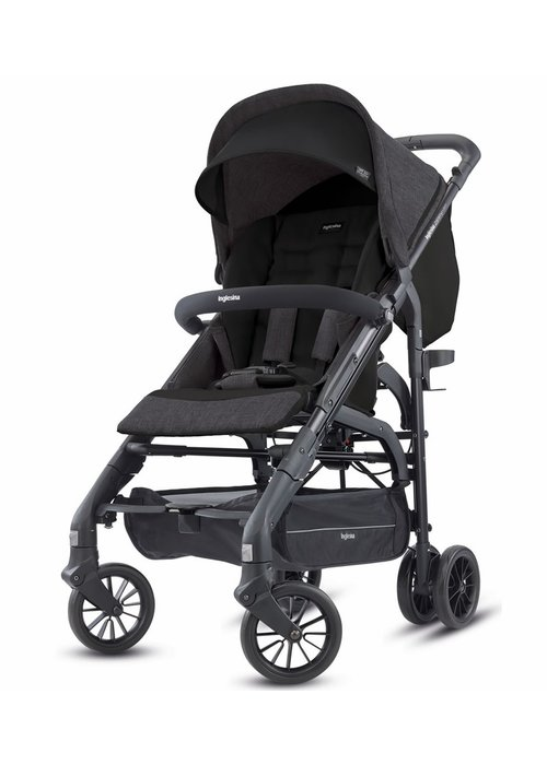 Inglesina 2020 Inglesina Zippy Light Stroller In Volcano Black