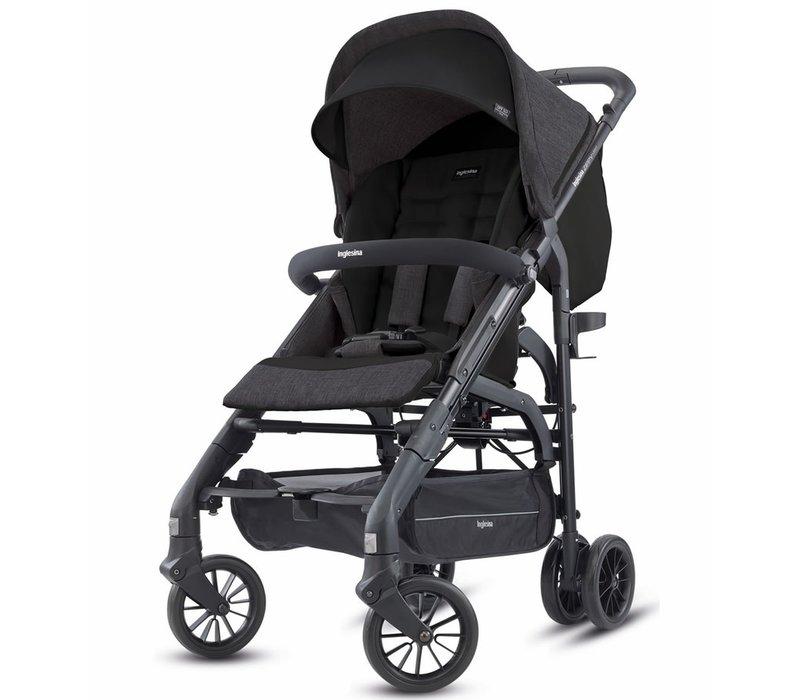 2020 Inglesina Zippy Light Stroller In Volcano Black