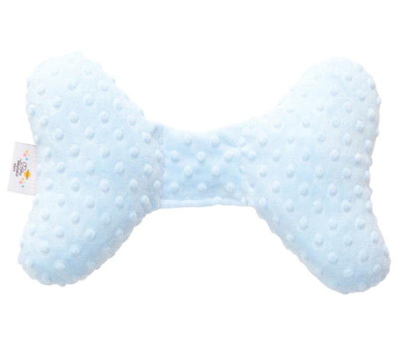 Baby Elephant Ears Luxe - Light Blue Dot