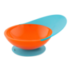 Boon Boon Catch Bowl With Spill Catcher In Orange/Blue