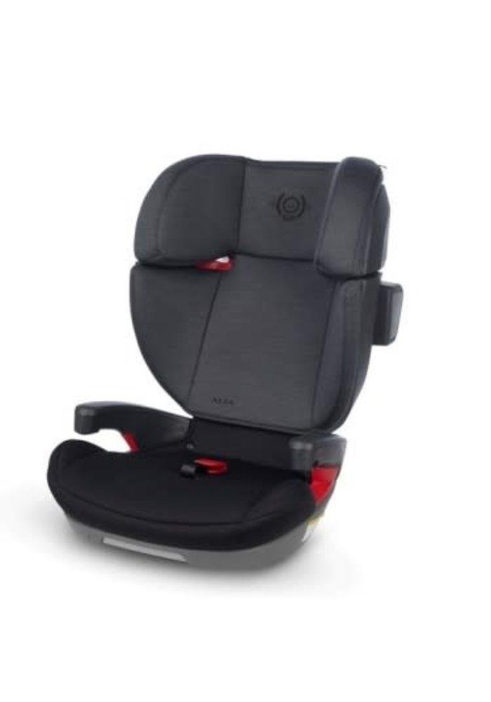 2020 Uppa Baby Alta Booster Car Seat In Jake (Black Melange)