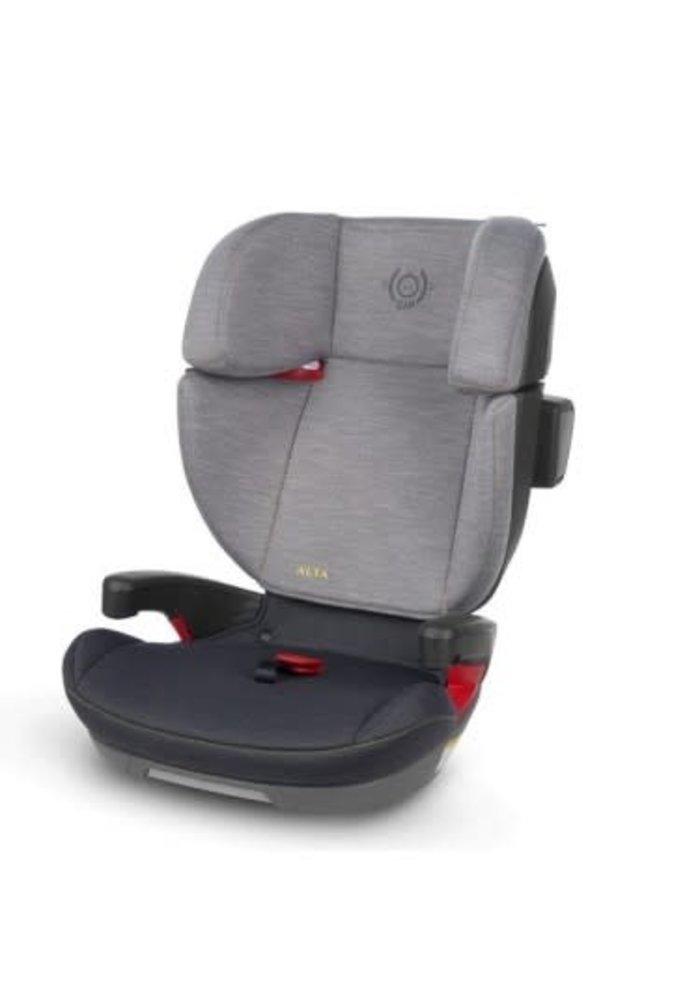 2020 Uppa Baby Alta Booster Car Seat In Morgan (Charcoal Melange)