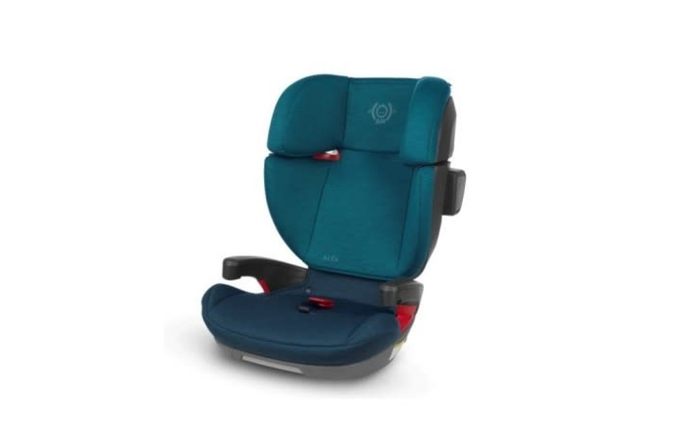 Lucca UPPAbaby Alta Booster Car Seat Teal Melange