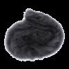 Baby Frr Baby Frr Fur For Doona In Dark Grey