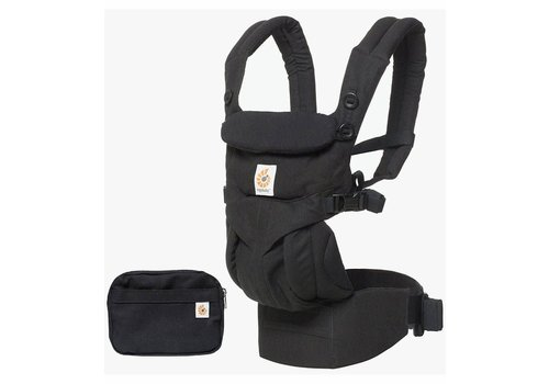 ERGObaby Ergo Baby Omni 360 Baby Carrier All-In-One Pure Black