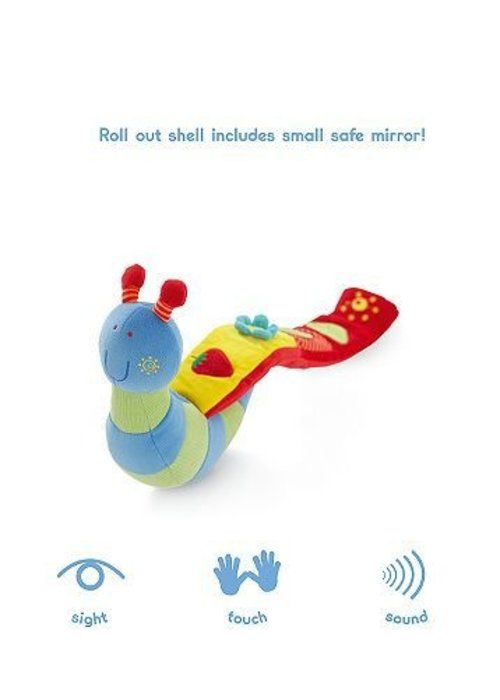 Mamas And Papas CLOSEOUT!! Mamas And Papas Hug And Play- Stanley Snail