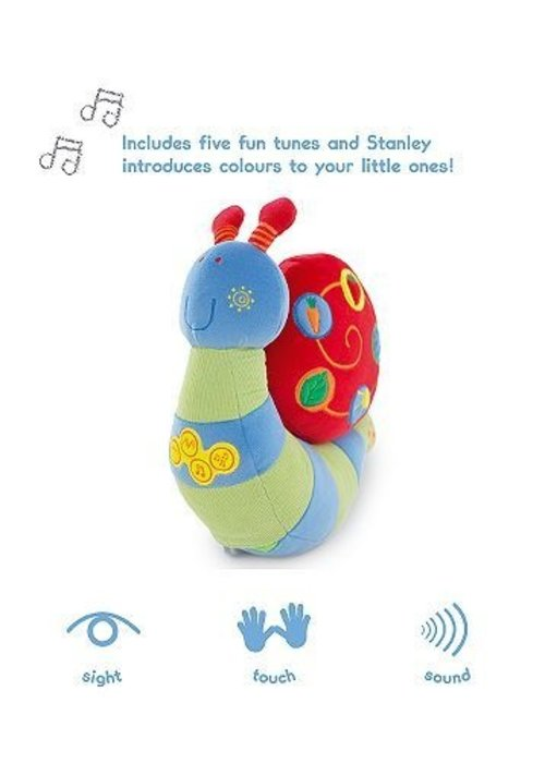 Mamas And Papas CLOSEOUT!! Mamas And Papas Colour Fun-Stanley Snail
