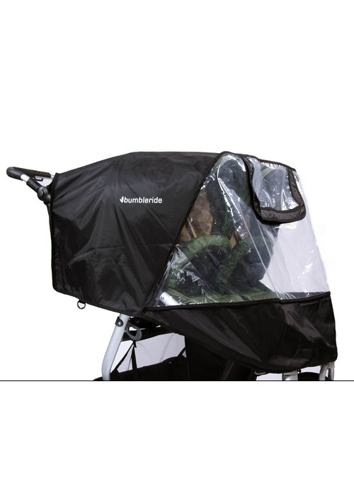 Bumbleride 2020 Bumbleride Indie Twin Non-PVC Rain Cover