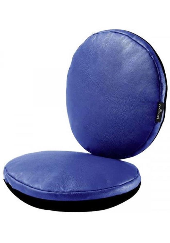Mima Kids Moon Junior Chair Cushion Set In Royal Blue