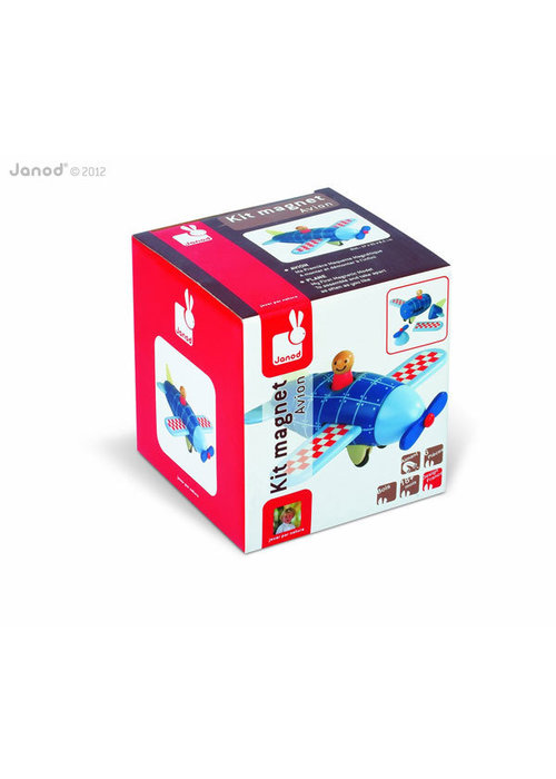 Janod Janod Airplane Magnet Kit