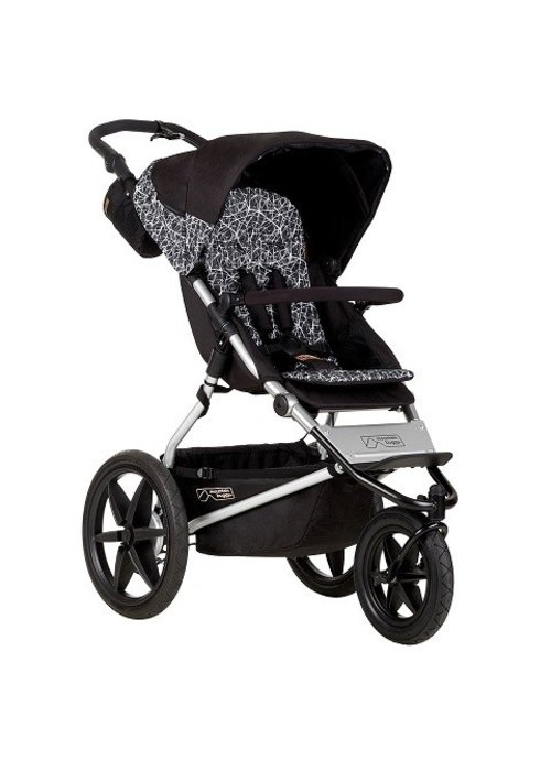 Mountain Buggy Mountain Buggy Terrain Stroller In Graphite