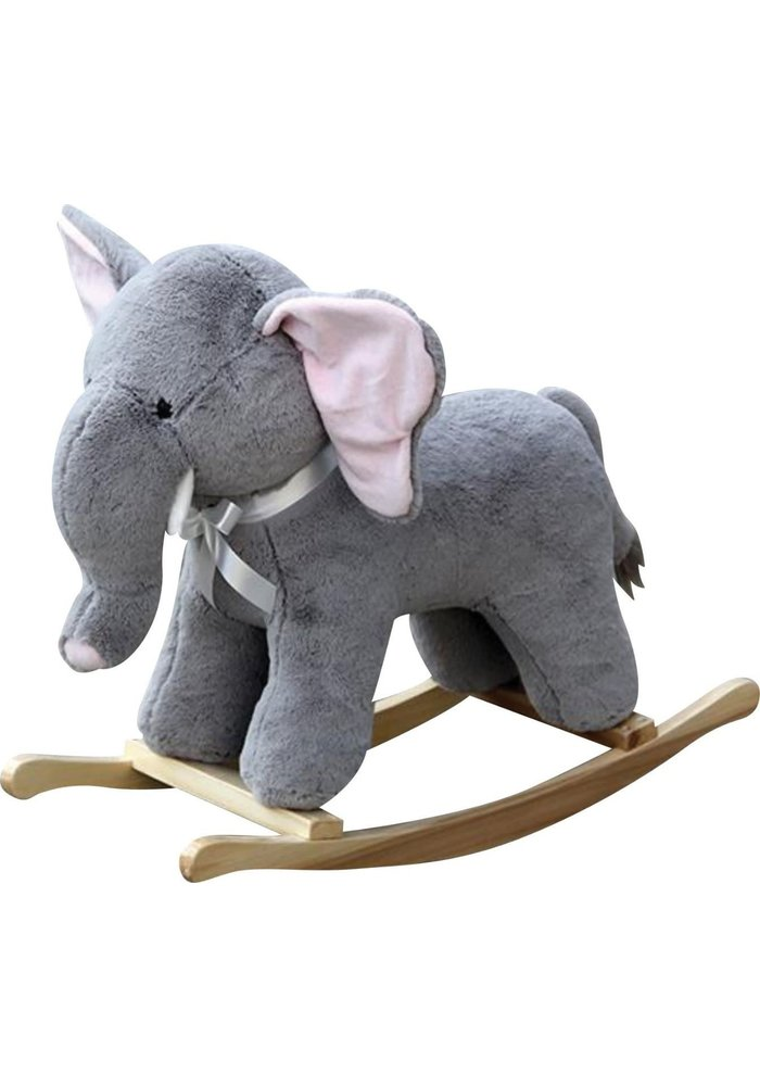 Charm Ellis Elephant Rocker