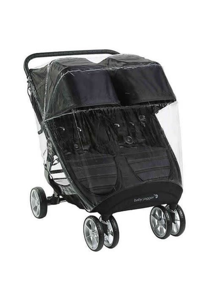 2020 Baby Jogger City Mini Double 2 And Gt2 Rain Canopy