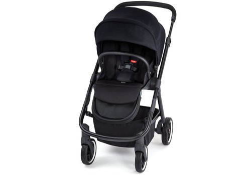 Diono Diono Excurze Stroller In Black Midnight