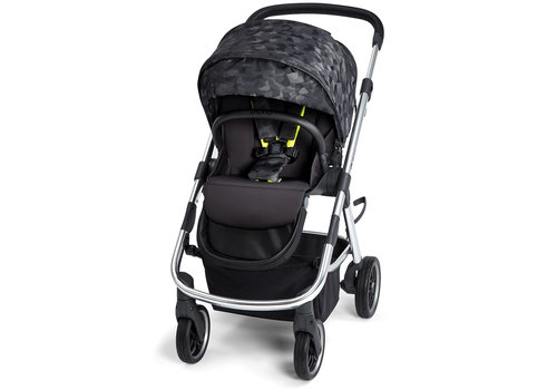 Diono Diono Excurze Luxe Stroller In Black Camo