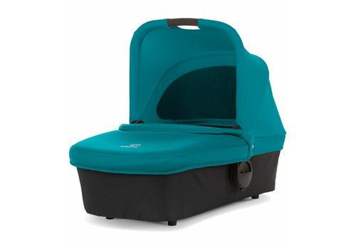 Diono Diono Excurze Carrycot In Blue Turquiose