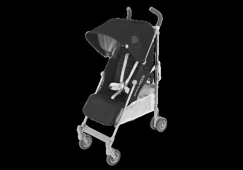 Maclaren Maclaren Quest Stroller In Black-Silver