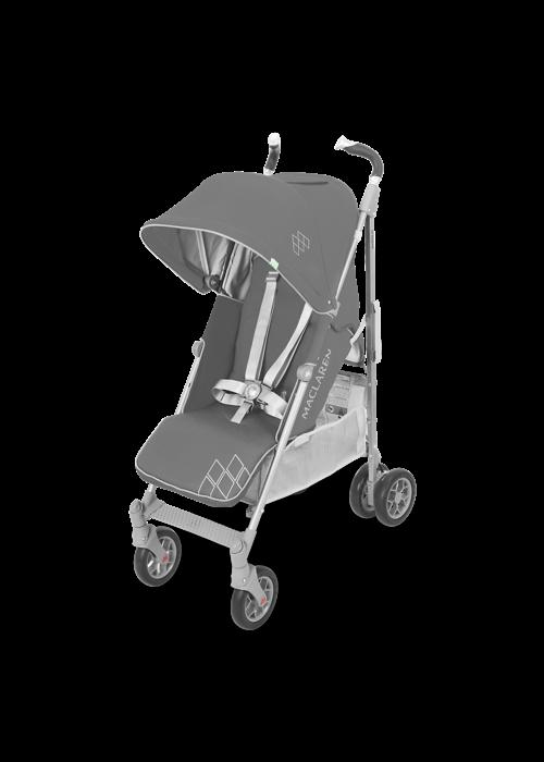 Maclaren CLOSEOUT!! Maclaren Techno XT Stroller In Charcoal-Silver