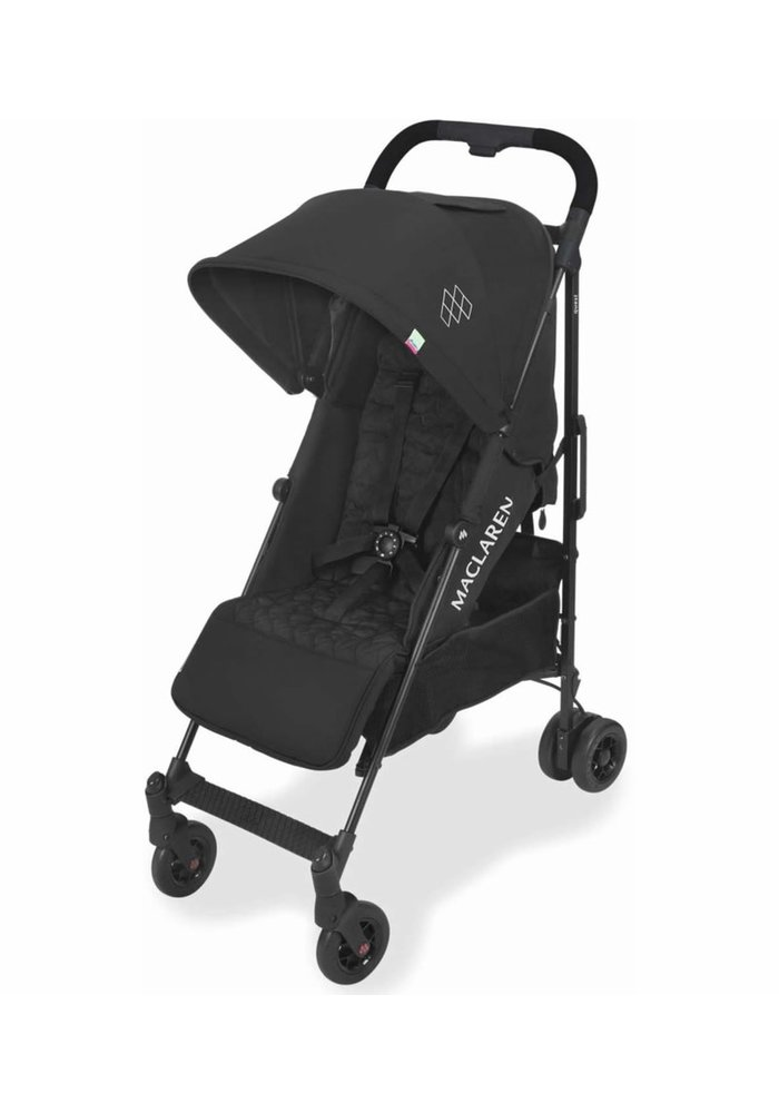 Maclaren Quest Arc Stroller In Black/Black