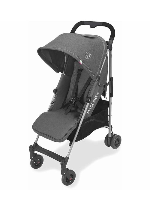 Maclaren Maclaren Quest Arc Stroller In Charcoal Denim