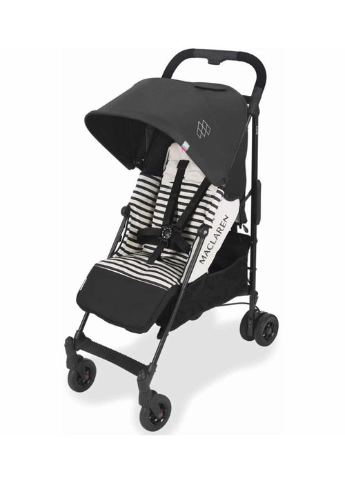 Maclaren Maclaren Quest Arc Stroller In Railroad Stripe