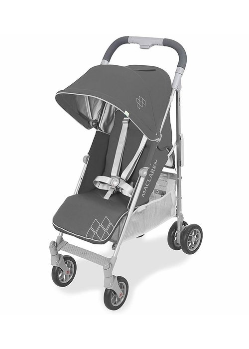 Maclaren Maclaren Techno Arc Stroller In Charcoal-Silver