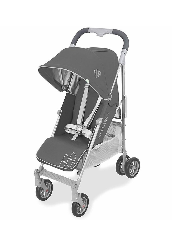 Maclaren Techno Arc Stroller In Charcoal-Silver