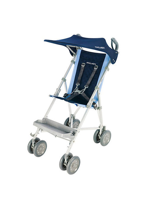 Maclaren Maclaren Special Needs Major Elite Soft Blue/Navy