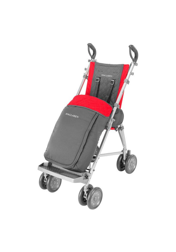 Maclaren Special Needs Major Boot In Charcoal