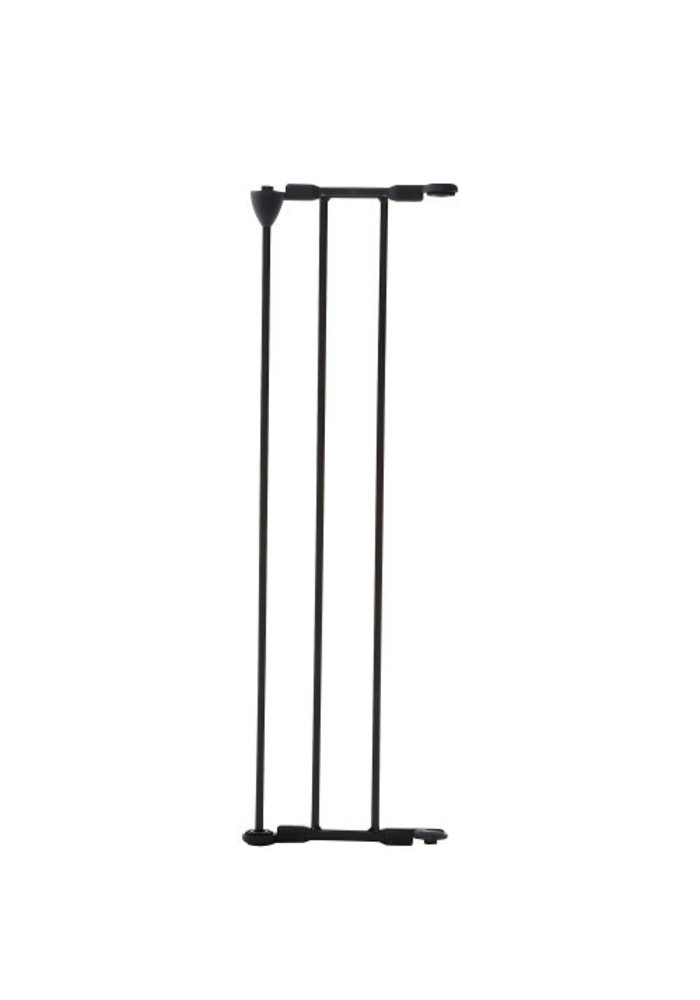 Kidco Hearth Gate Black 8 Inch Section Gate