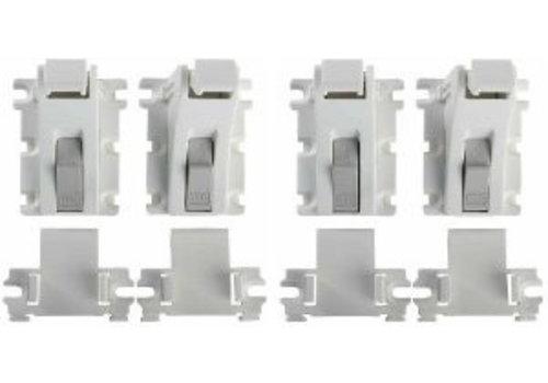 KidCo Kidco Four Magnet Locks