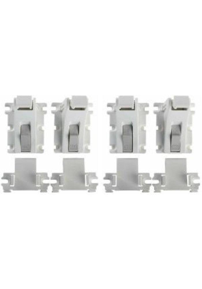 Kidco Four Magnet Locks