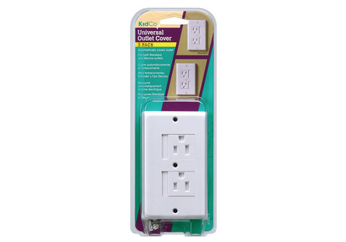 KidCo Kidco Universal Outlet Cover (Triple Pack)