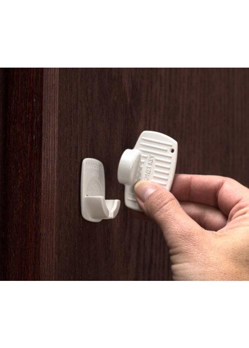 KidCo Kidco Adhesive Mount Magnet Lock-Key Set