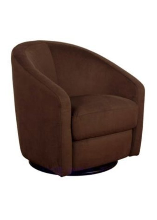 Baby Letto Baby Letto Madison Swivel Glider In Mocha
