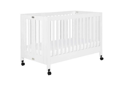 Baby Letto Baby Letto Maki Full Folding Crib In White