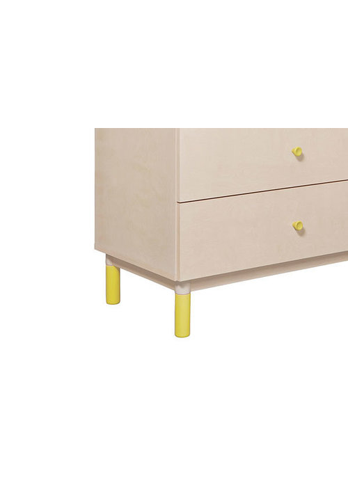 Baby Letto Baby Letto Gelato Feet Pack In Spring Yellow