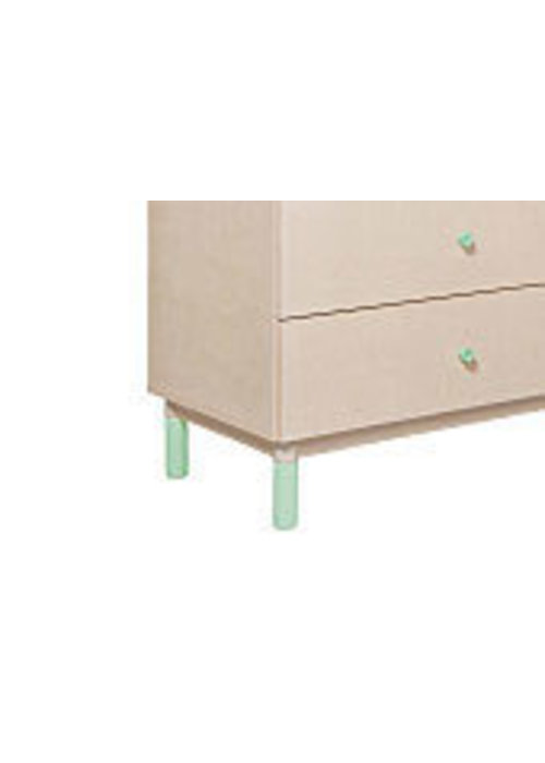 Baby Letto Baby Letto Gelato Feet Pack In Mint