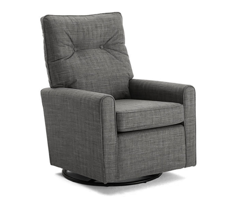 Best Chair Phylicia Swivel Glider- Custom Design Your Own Color