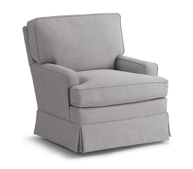 Best Chairs Story Time Rena Swivel Glider- Custom Design Your Own Color