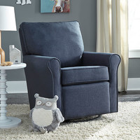 Best Chairs Story Time Kacey Swivel Glider - Custom Design Your Own Color