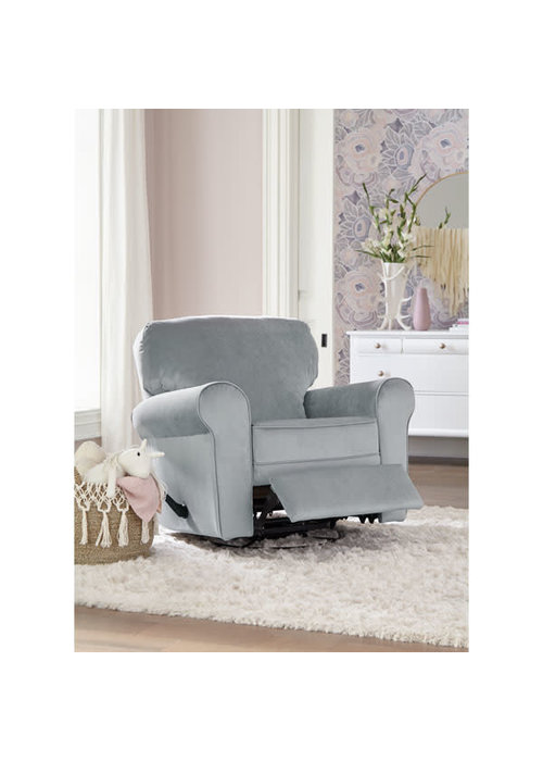 Best Chairs Best Chairs Story Time Irvington Swivel Glider Recliner- Custom Design Your Own Color