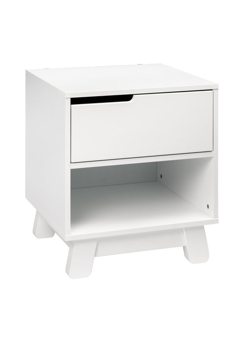 Baby Letto Baby Letto Hudson Night Stand In White
