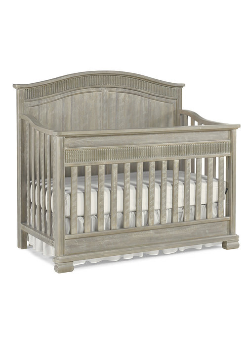 Dolce Babi Dolce Babi Florenza Convertible Crib In Dove Grey