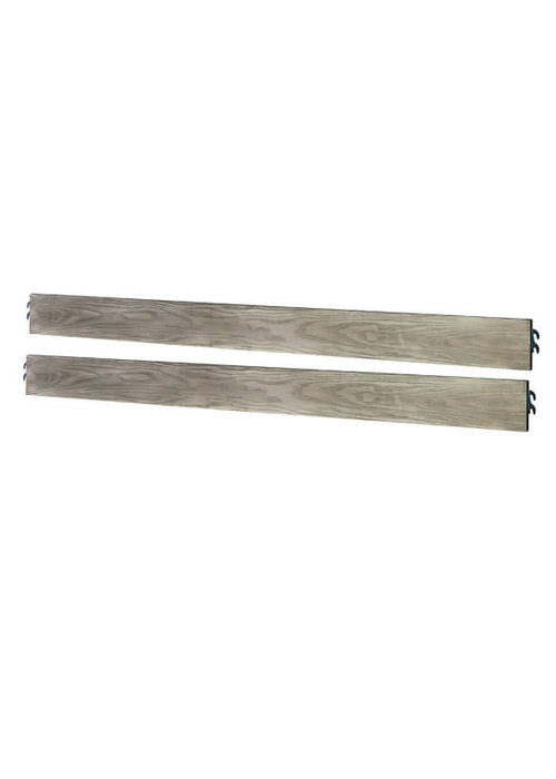 Dolce Babi Dolce Babi Florenza Convertible Bed Rail In Dove Grey