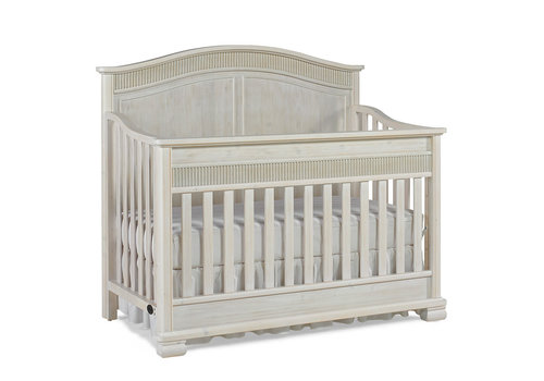 Dolce Babi Dolce Babi Florenza Convertible Crib In Sugar Cane