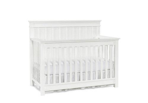Dolce Babi Dolce Babi Bocca Convertible Crib In Bright White