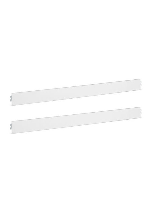 Dolce Babi Dolce Babi Bocca Bed Rail In Bright White