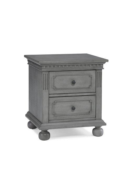 Dolce Babi Dolce Babi Naples Night Stand In Nantucket Grey